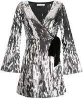 Rachel Gilbert Lilika sequin mini dress