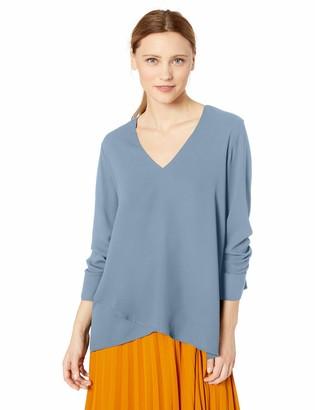 Karen Kane Women's Shirred Sleeve TOP