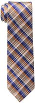 Ben Sherman Men's Kumo Plaid Skinny Tie
