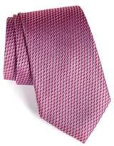 Nordstrom Men's Tech Woven Silk Tie