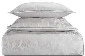 Waterford Belline Reversible 4-Piece Comforter Set, King