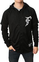 Famous Stars & Straps Men's Pitch Baseball Hoodie