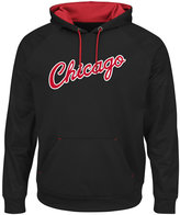 Majestic Men's Chicago Bulls Armor II Hoodie