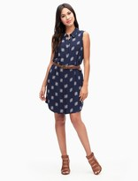 Splendid Larkspur Printed Dress
