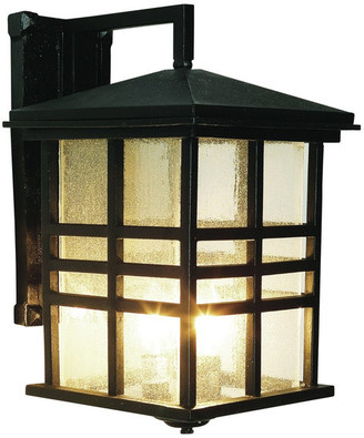 "Trans Globe Lighting Huntington 16"" Wall Lantern"