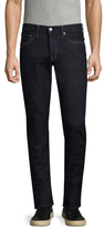 Tom Ford Slim Solid Cotton Pants