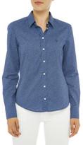 Gant Broadcloth Stretch Leaf Shirt