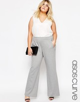 Asos Wide Leg Pant in Ponte