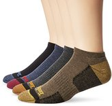 Timberland Men's 4 Pair Pack Assorted Casual No Show