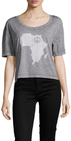 Threads 4 Thought Cooper Cotton Peace Continent Tee