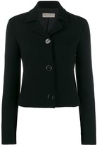 Emilio Pucci cropped buttoned jacket