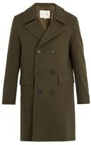 MACKINTOSH Double-breasted wool coat