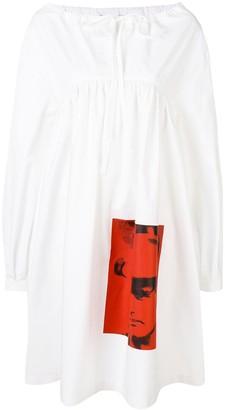 Calvin Klein x Andy Warhol Foundation Dennis Hopper flared dress