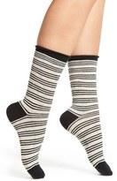 Women's Treasure&bond Roll Top Crew Socks