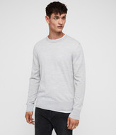 AllSaints Lang Merino Crew Sweater