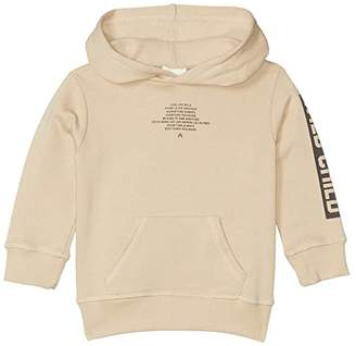 Cotton On Horizon Hoodie (Little Kids) (Semolina/Wild Child) Boy's Clothing