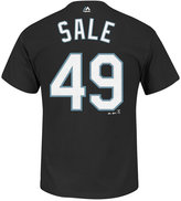 Majestic Men's Chris Sale Chicago White Sox Player T-Shirt