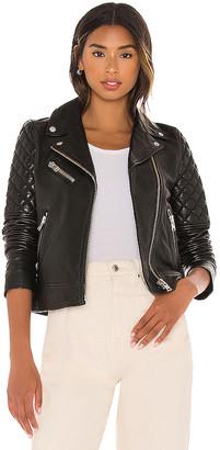 LAMARQUE Marilla Leather Jacket