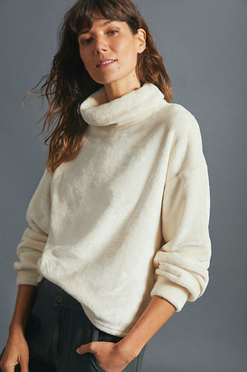 Sanctuary Paxton Turtleneck Pullover By in White Size XS