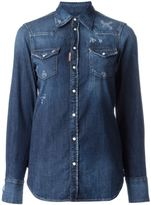 DSQUARED2 'Western' shirt