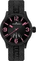 Jacques Lemans Men's Quartz Watch Sport 1-1729F with Rubber Strap