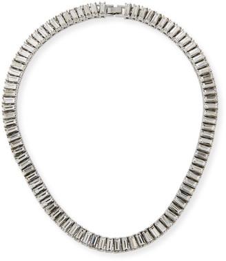 Fallon Cubic Zirconia Baguette-Strand Necklace