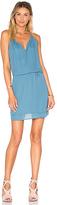 Krisa Peasant Mini Dress