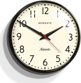 Newgate Clocks - Watford Clock - Black
