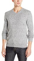 French Connection Men's Winter Alfa Knits V-Neck Sweater