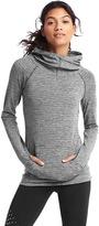 Gap GapFit Breathe spacedye pullover hoodie
