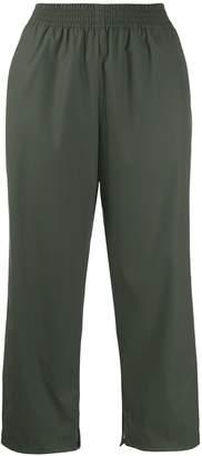 MM6 MAISON MARGIELA cropped track pants