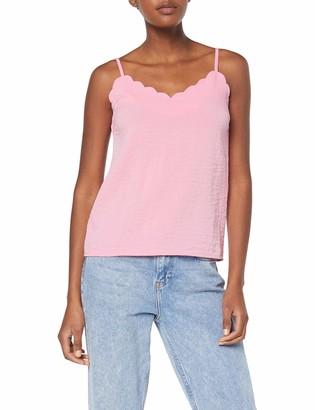 VILA CLOTHES Women's Vilinea Singlet Vest