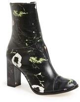 Matisse 'Graffiti' Block Heel Bootie (Women)