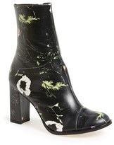 Matisse Women's 'Graffiti' Block Heel Bootie