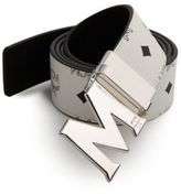 MCM Visetos Round Reversible M Belt