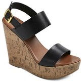 Mossimo Women's Tracey Quarter Strap Sandals
