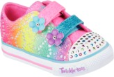 Skechers Twinkle Toes: Shuffles - Lil Rainbow