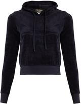 Vetements Juicy Couture Hooded Velour Sweatshirt