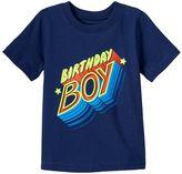 Baby Boy Jumping Beans® Birthday Boy Tee