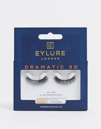 Eylure Dramatic 3D False Lashes - No.191