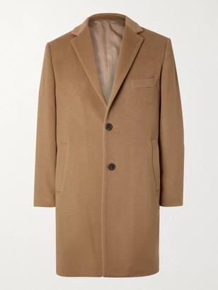 Altea Cashmere Overcoat - Men - Brown
