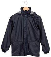 Petit Bateau Boys' Iconic Rain Coat