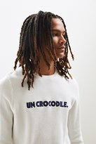 Lacoste Embroidered Pique Sweater