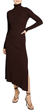 A.L.C. Emmy Asymmetric Sweater Dress