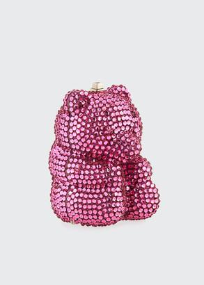 Judith Leiber Couture Gummy Teddy Bear Pillbox