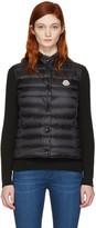 Moncler Black Down Liane Vest