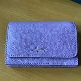Mulberry Purple Leather Purses, wallets & cases