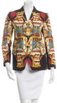 Undercover Byzantine Wool-Blend Blazer