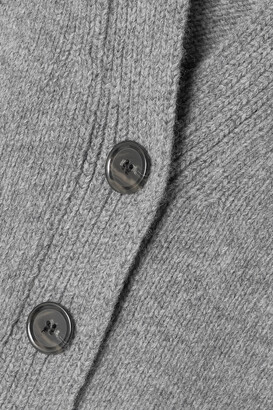 &Daughter + Net Sustain Wool Cardigan - Gray