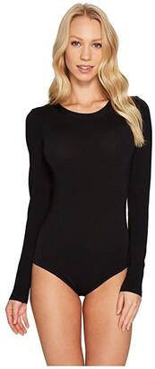Wolford Berlin Bodysuit (Black) Women's Underwear